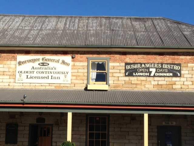 Berrima accomodation